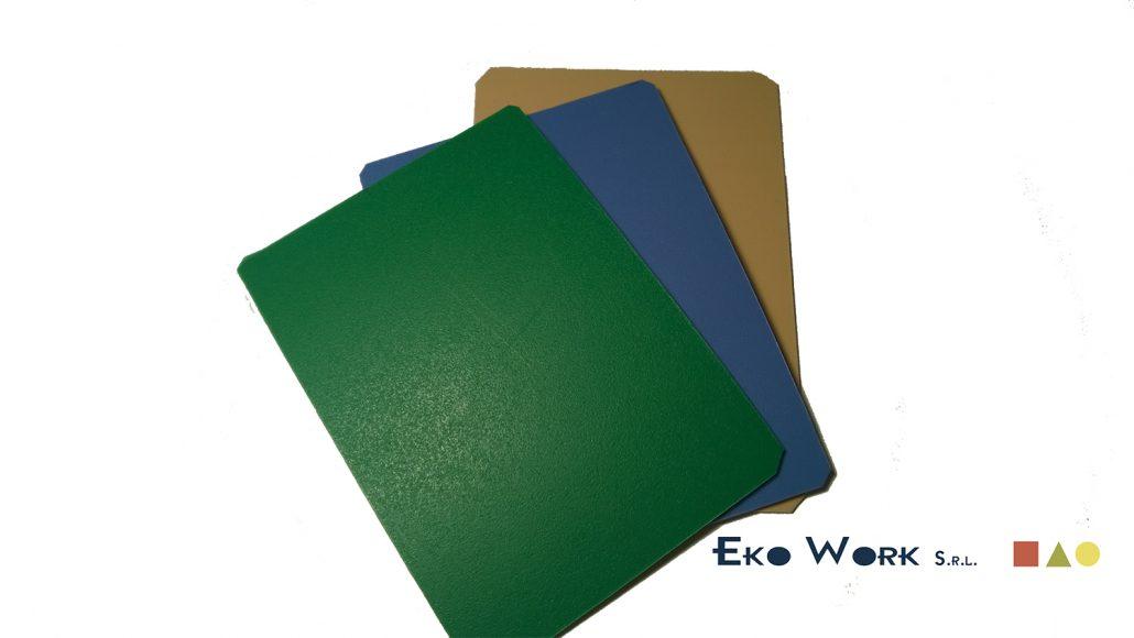 Eko Work hdpe colorato numapol