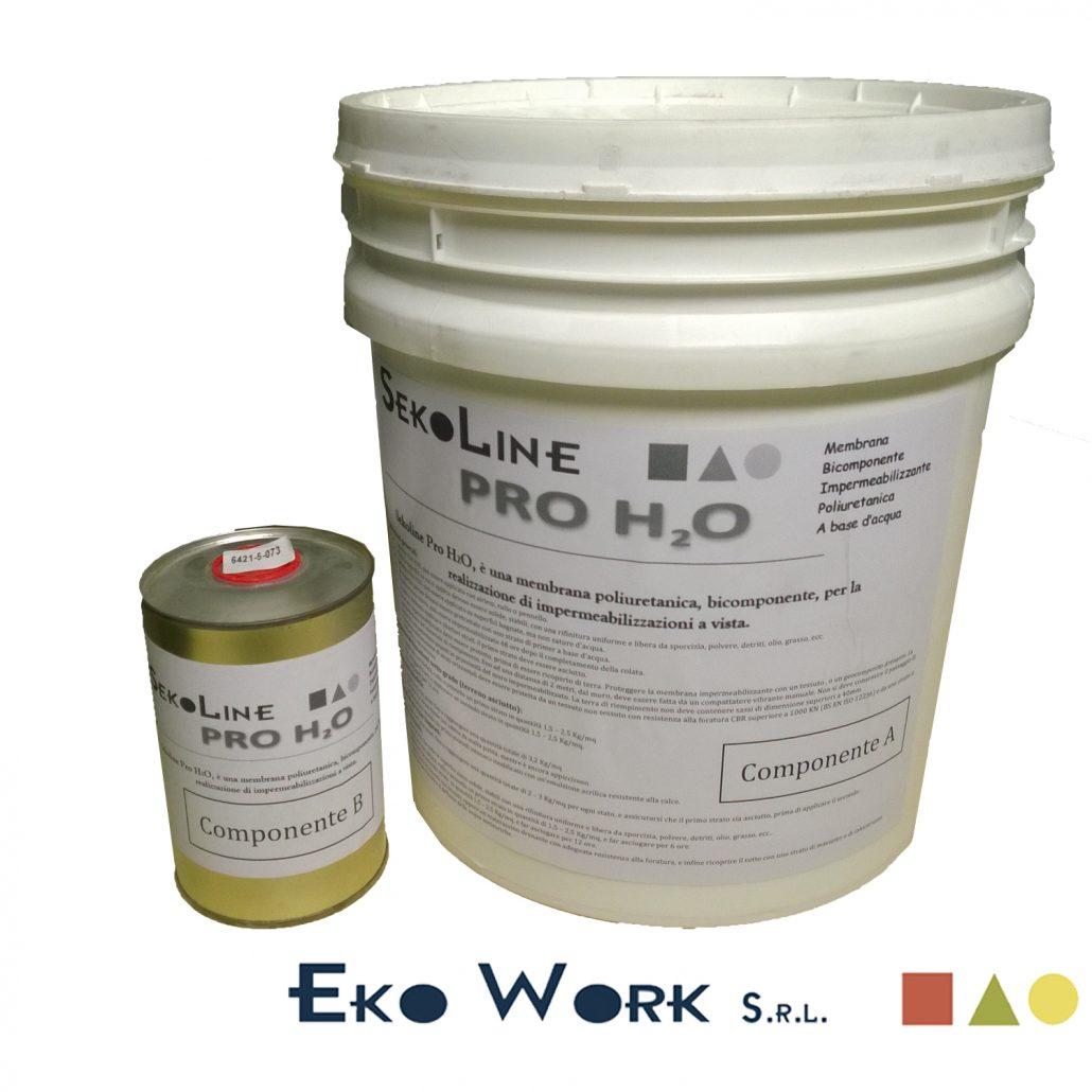 Eko work sekoline Pro H2o