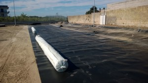 Eko Work Posa in opera HDPE