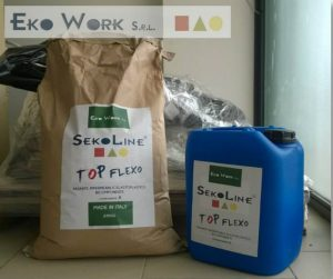 Eko work Sekoline Top Flexo