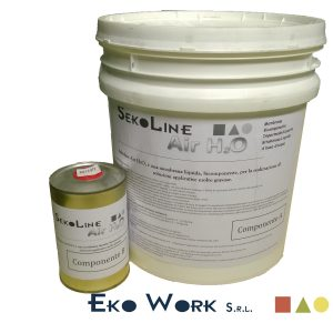Eko work sekoline Air H2o