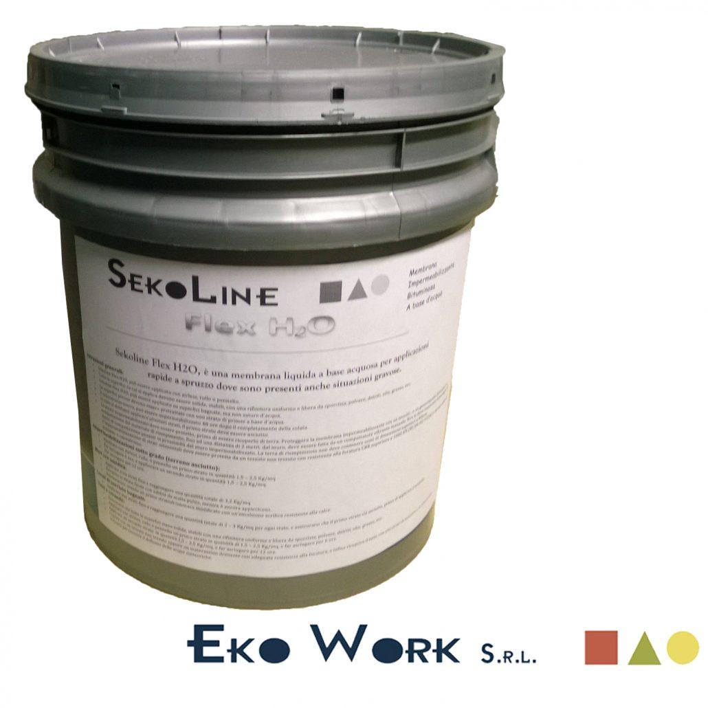 Eko work sekoline flex H2o